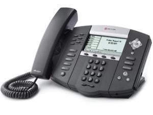 Polycom 2200-12651-025 SOUNDPOINT IP650 6-LINE POE