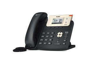 Yealink SIP-T21P E2 Entry-level IP phone with 2 Lines & HD voice(with PoE), Part# SIP-T21P E2