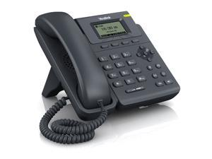 Entry Level IP Phone (with PoE), Part# SIP-T19P