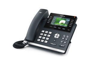 Yealink-Ultra-elegant Gigabit IP Phone