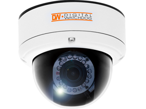 DIGITAL WATCHDOG DWC-V3367WTIR Infinity Outdoor TRUE Day/Night WDR Vandalproof Dome Camera, 3.3-12mm Lens, Part No# DWC-V3367WTIR