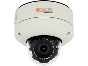 DIGITAL WATCHDOG DWC-V4367WTIR Infinity Outdoor Vandal-Resistant True Day/Night Dome Camera, 3.3-12mm Lens, EWDR, Part No# DWC-V4367WTIR