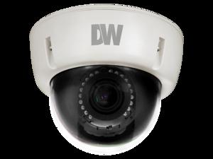 DIGITAL WATCHDOG DWC-V6563DIR 960H Outdoor IR Vandal Dome, 2.8-12mm, Part No# DWC-V6563DIR