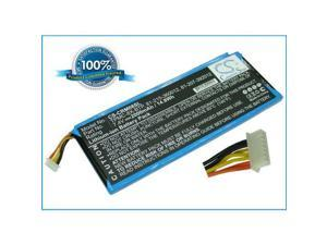 Replacement TPMC-8X-BTP Battery for Crestron TPMC-8X WiFi TouchPanel