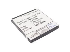 800mAh DBF-800A, DBF-800B, DBF-800C, DBF-800D Battery for DORO PhoneEasy 626