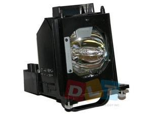 DLT 915B403001 - Lamp With Housing For Mitsubishi WD-60735, WD-60737, WD-65737, WD-65735, WD-73C9, WD-73737, WD-65C9, WD-73735, WD-82837, WD-65736, WD-73837, WD-82737 TV's