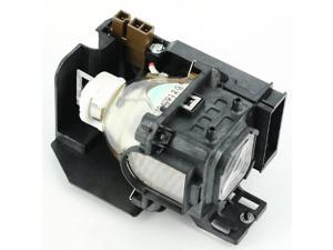 DLT VT85LP Replacement Bulb/Lamp with Housing for NEC VT480 VT490 VT491 VT495 VT580 VT590 VT595 VT695 Projectors