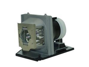 DLT 2400MP replacement projector lamp with housing for  GF538 310-7578