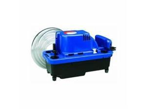 """Little Giant VCMX-20ULST Condensate Pump with 20' of 3/8"""" tubing"""