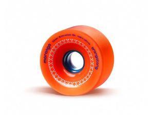 Orangatang Moronga Wheels Orange 80a