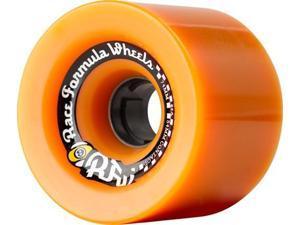 SECTOR 9 RACE FORMULA 74mm 82a ORANGE offset Skateboard Wheels
