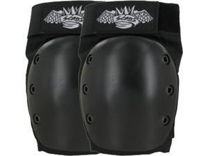 SMITH CROWN PARK KNEE PADS XL-BLACK