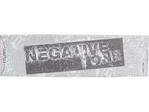 NEGATIVE ONE 20 BOX 8.5x33 BLACK GRIPTAPE