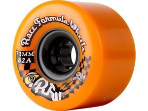 SECTOR 9 RACE FORMULA 73mm 82a ORG center set Skateboard Wheels