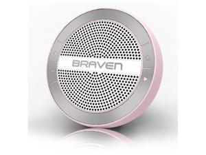 Braven Mira Wireless Home Speaker Pink Silver