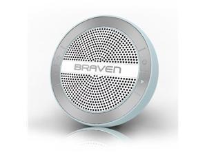 Braven Mira Wireless Home Speaker Blue Silver