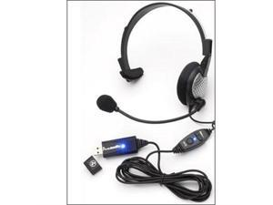 High Fidelity Mono Headset