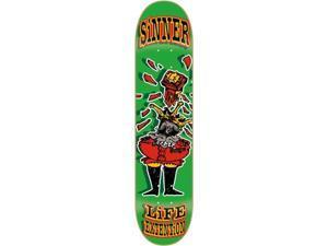 Life Extension SINNER SOULJAH Skateboard Deck-8.19 w/ MOB GRIP