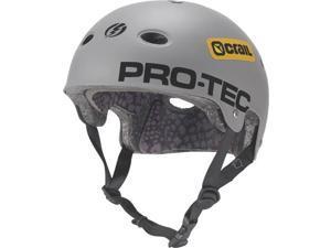 PROTEC UEDA B2 SXP XL-MATTE GREY HELMET(CPSC) Skateboard Helmet