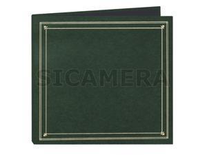 Pioneer BSP-46 Hunter Green Photo Album - holds 204 4x6 Photos - Refillable