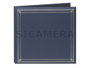 Pioneer BSP-46 Bay Blue Photo Album - holds 204 4x6 Photos - Refillable