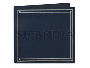 Pioneer BSP-46 Navy Blue Photo Album - holds 204 4x6 Photos - Refillable