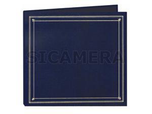 Pioneer BSP-46 RoyalBlue Photo Album - holds 204 4x6 Photos - Refillable