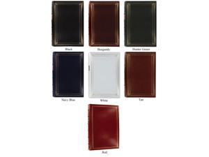 Pioneer BTA-204 Genuine Bonded Leather Assorted Color Photo Album - holds horizontal or vertical prints up to 4x6 or APS panoramics!