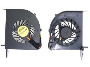 Laptop CPU Fan for HP DV6-2000 DV6-2100(For Intel,579158-001 ,Discrete video card,version 2)