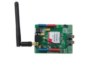 WIFEB SIM900 Quad band Wireless GSM/GPRS Shield Development Board( for Iduino/arduino)