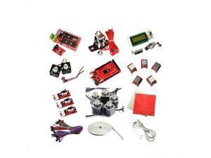 WIFEB Mega2560 Ramps1.4 LCD2004 MK2a Hotend Endstop A4988 Driver Motor Fan Kit For 3D Printer