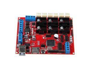 WIFEB Megatronics Board RepRap Stepper motors Megatronics V2.0 Kit for 3D-printing