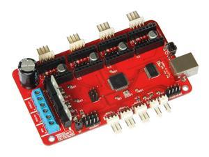 WIFEB 3D Printer Azteeg RepRap Controller Main Board Panel Compatible With Sanguino / Sanguinololu Firmware