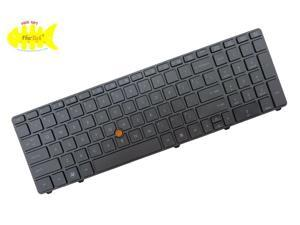Laptop Replacement US Layout Backlit Keyboard for HP P/N: 688738-001 701978-001 688738-B31 701978-B31