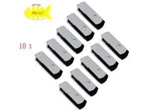 WIFEB 100 Pack 512 MB USB 2.0 Thumb Memory Stick