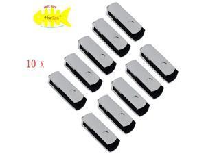 WIFEB 100 Pack 512 MB USB 2.0 Thumb Memory Stick