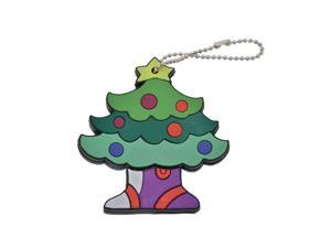 FEBNISCTE Christmas Gift USB3.0 Pen Drive Tree Shape 32GB Memory Stick