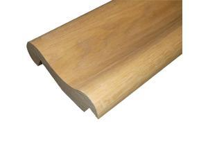 Traditional Wood Bar Arm Rest Molding - Oak: 8-foot
