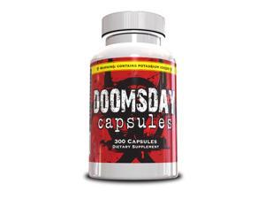 Potassium Iodide - DOOMSDAY CAPSULES - The Ultimate Survival Supplement - 131.2mg per Serving - 300 Capsules