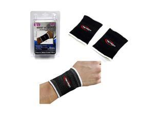 Wrist Brace Support For Men and Women (Pack of 2) - One Size Fits All