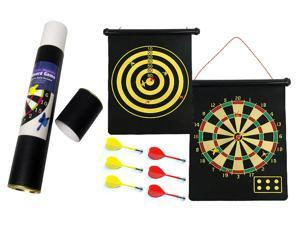 Dart Game Set - Magnetic Board 6 & Magnetic Darts