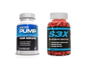 Male Performance  Kit- Nitric Oxide & S3X Male Supplement