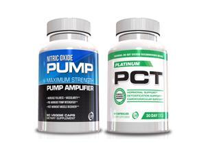Male Performance Kit Nitric Oxide & PCT Male Supplement