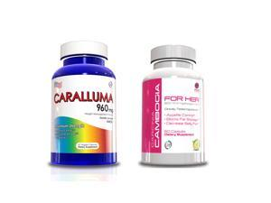 Weight Loss Product - Caralluma Fimbriata & Garcinia Cambogia for Her