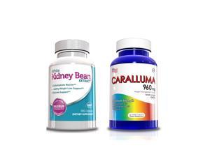 Weight Loss Product-White Kidney Bean Extract & Caralluma Fimbriata