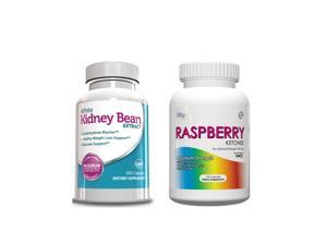Weight Loss Product-Raspberry Ketones & White Kidney Bean Extract