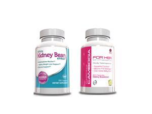 Weight Loss Supplements-Raspberry Ketones & Garcinia Cambogia for Her