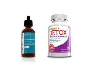 Cleanse & Detox W/ White Kidney Bean Extract Liquid Weight Loss Supply