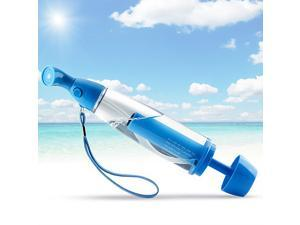 Cool Mist Handheld Personal Hand-Pump Spray Mister - Assorted Colors