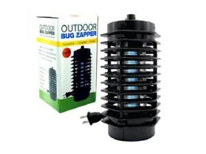 Outdoor Bug Zapper Electric Mosquito Fly Insect Stinger Garden Pest Contro.